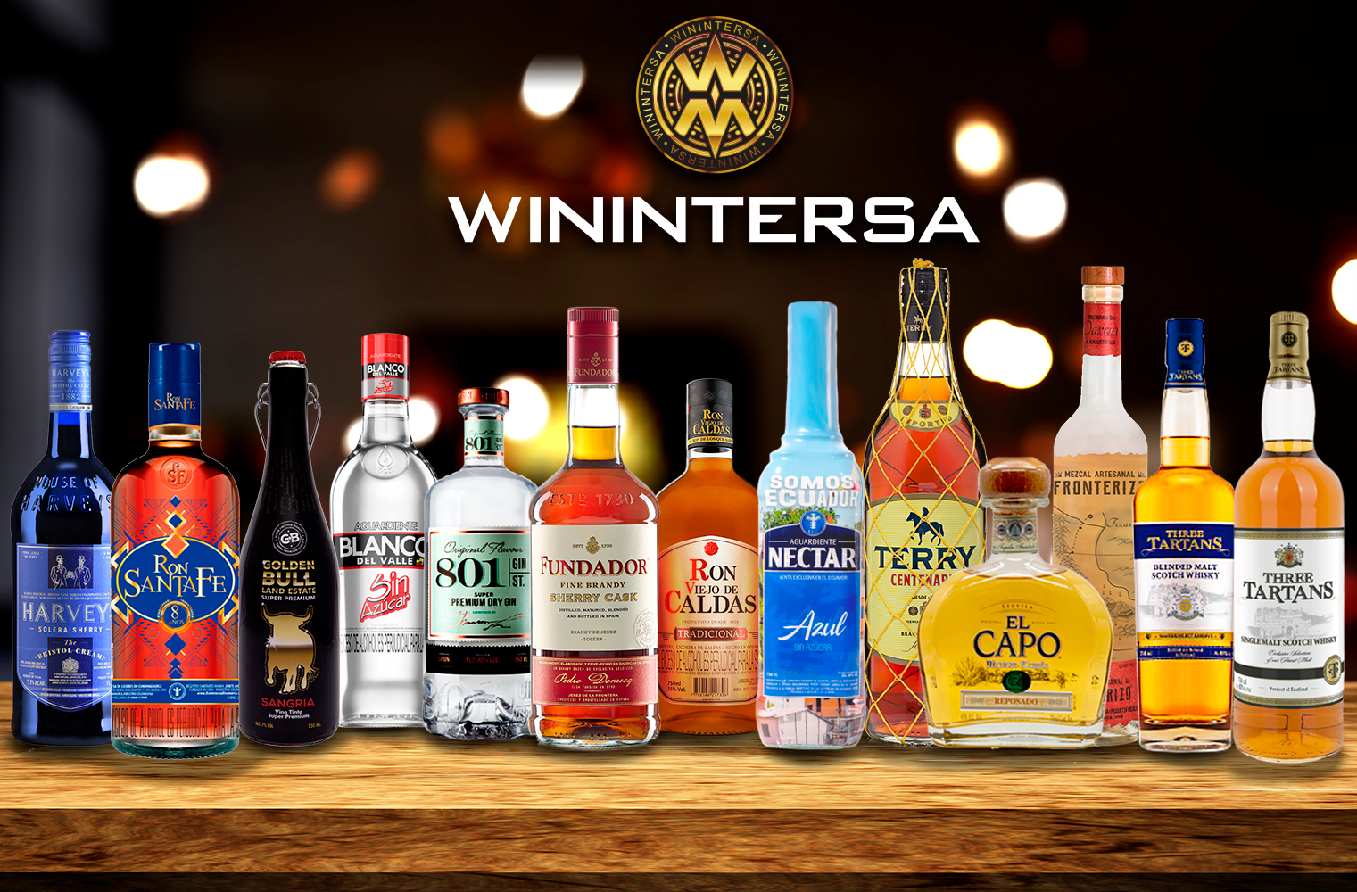 The Best Wines and Spirits