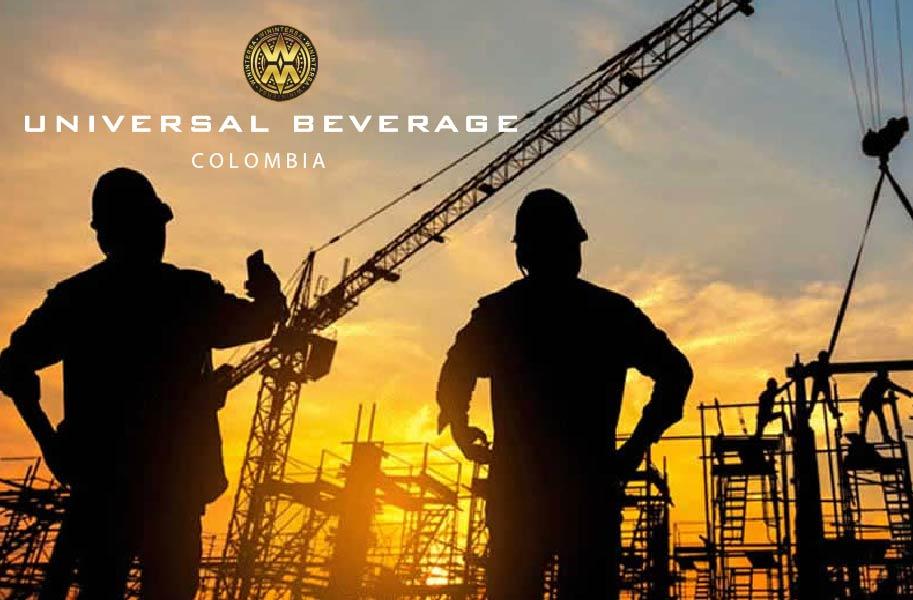 Universal Beverage Colombia - Construcción
