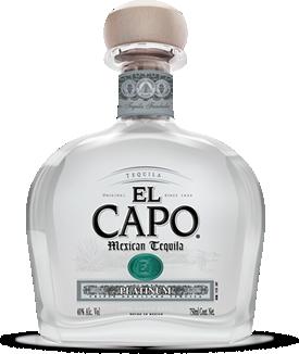 Tequila El Capo - Platinum