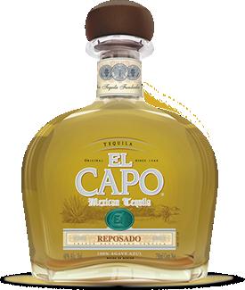 Tequila El Capo - Reposado