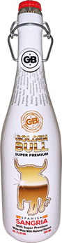 Sangría Golden Bull - Vino Blanco