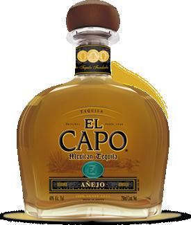 Tequila El Capo - Añejo