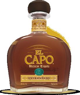 Tequila El Capo - Extra Añejo